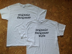 Our Fargener Shirts from August Organics